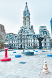 Philadelphia City Hall Royalty Free Stock Photos