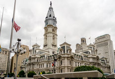 Philadelphia City Hall Royalty Free Stock Images
