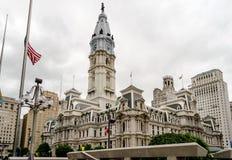 Philadelphia City Hall. Pennsylvania, USA royalty free stock images