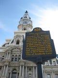 Philadelphia City Hall Stock Photos