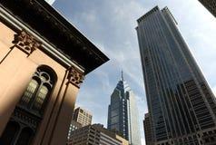 Philadelphia cityscape. Downtown of Philadelphia, PA, USA royalty free stock images