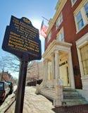 Philadelphia Contributionship Stock Photography