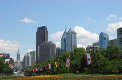 Philadelphia, de stad in 02 Royalty-vrije Stock Afbeeldingen