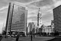 Philadelphia, de V.S. - 29 Mei, 2018: De Gemeentelijke Dienst van Philadelphia stock afbeelding