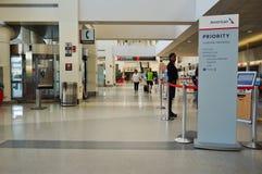 Philadelphia den internationella flygplatsen (PHL) Royaltyfria Bilder