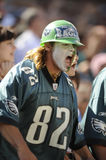 Philadelphia Eagle fans Royalty Free Stock Photography