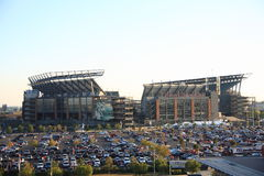 Philadelphia Eagles - οικονομικό πεδίο του Λίνκολν στοκ εικόνες