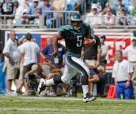 Philadelphia Eagles contra las panteras de Carolina Imagen de archivo