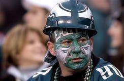 Philadelphia Eagles Fans Stock Photo