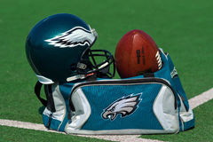 Philadelphia eagles NFL Stock Image