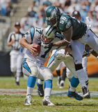 Philadelphia Eagles Vs Carolina Panthers Stock Images