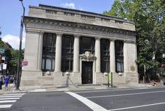 Philadelphia, el 4 de agosto: Edificio histórico de Philadelphia en Pennsylvania imágenes de archivo libres de regalías