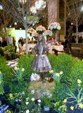 Philadelphia flower show 2013. The Philadelphia Flower show 2013 Stock Images