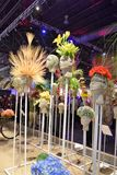 Philadelphia Flower Show 2017. The Philadelphia Flower Show March 11th 2017 Opening Day. The theme is Holland Stock Photo