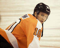Philadelphia Flyers Brayden Schenn Royalty Free Stock Photos