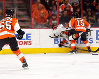Philadelphia Flyers Defenseman Michael Del Zotto Stock Photos