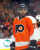 Philadelphia Flyers Newest Rookie from France, Pierre-Edouard Bellemare Royalty Free Stock Photos