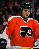 Philadelphia Flyers Rookie & 2012 First Round Draft Pick Prospect Scott Laughton Royalty Free Stock Photos