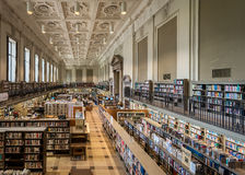 Philadelphia Free Public Library Royalty Free Stock Photos