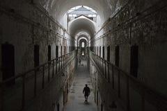 Philadelphia-Gefängnis Stockfotografie