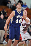 Philadelphia High School basketball Royalty Free Stock Photography