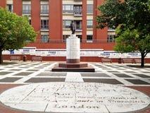 Philadelphia historic landmarks - Welcome Park Royalty Free Stock Images