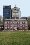 Philadelphia Independance Hall Stock Image