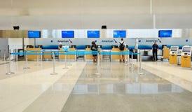 The Philadelphia International Airport (PHL) Royalty Free Stock Image