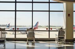 The Philadelphia International Airport (PHL) Stock Images