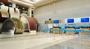 The Philadelphia International Airport (PHL) Stock Image
