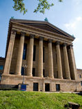 Philadelphia-Kunstmuseum Stockbilder