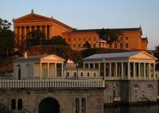 Philadelphia-Kunstmuseum Stockfoto