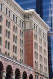 Philadelphia läs- terminal Arkivfoton