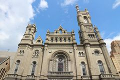 Philadelphia Masonic Temple Stock Photos
