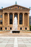 Philadelphia Museum of Art Royalty Free Stock Photos