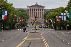 Philadelphia Museum of Art Royalty Free Stock Photos