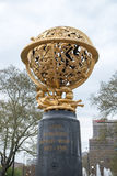PHILADELPHIA, PA - 19 DE ABRIL: El aero- monumento está situado en el aviador Park del ` s de Philadelphia el 19 de abril de 2013 Foto de archivo