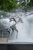 PHILADELPHIA, PA - 30 DE MAYO: Parque zoológico de Philadelphia, parque zoológico del ` s primer de Amercia Imagen de archivo libre de regalías