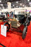 PHILADELPHIA PA - Februari 3: Ford Model 1915 T på Philadelphia den auto showen 2018 Arkivfoton