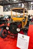 PHILADELPHIA PA - Februari 3: Ford Model 1922 T på Philadelphia den auto showen 2018 Arkivbilder