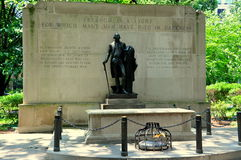 Philadelphia, PA: Graf van de Onbekende Militair Royalty-vrije Stock Afbeelding