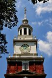 Philadelphia, PA: Historic Independence Hall Royalty Free Stock Image