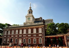 Philadelphia, PA: Independence Hall Royalty Free Stock Image