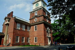 Philadelphia, PA: Independence Hall Stock Image