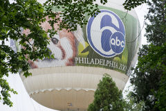 PHILADELPHIA, PA - MAY 30: Philadelphia Zoo, Amercia`s First Zoo. Wildlife refuge and zoological garden on May 30, 2017 Stock Images