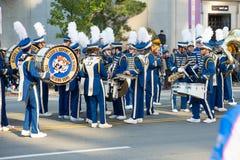 Philadelphia, PA - November 23, 2017: Annual Thanksgiving Day Parade in Center City Philadelphia, PA Stock Images