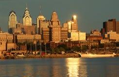 Philadelphia, PA skyline Royalty Free Stock Images