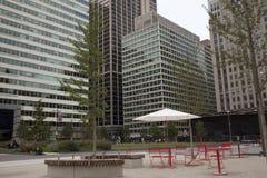 Love Park in Philadelphia, Pa. USA stock photo