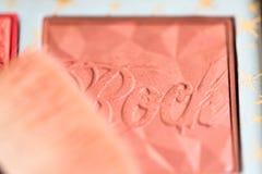 Benefit cheek parade bronzer & blush palette royalty free stock photos