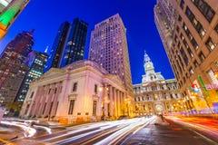 Philadelphia Pennsylvania Cityscape stock photos
